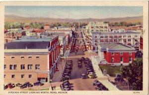 1934 VIRGINIA STREET LOOKING NORTH, RENO, NEVADA