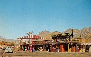 KERNVILLE, CA Whiskey Flats Roadside Gas Station & Store c1960s Vintage Postcard