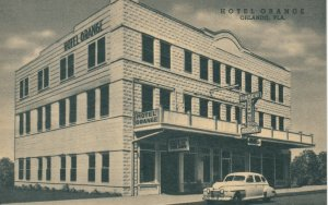 ORLANDO , Florida , 1910-30s ; Hotel Orange