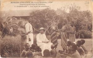BF9163 zagnanado une lecon de catechisme types benin    Africa    Benin