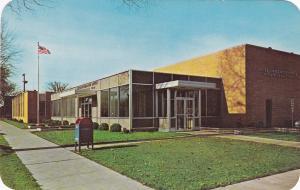 LA PORTE , Indiana, 50-60s ; Post Office