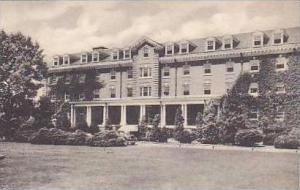 Maryland Frederick Meyran Hall One of The Large Dormitories at Hood College A...