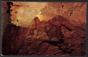 Great Stone Face,Diamond Caverns,Near Park City,KY BIN