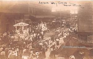 Labor Day Crowd Poplar Bluff MO 1910