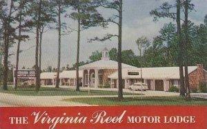Virginia South Norfolk Virginia Reel Motor Lodge
