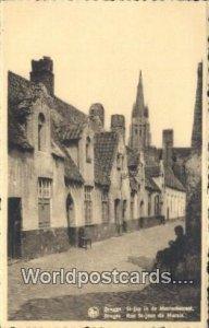 St Jan in de Meerschstrant Brugge, Belgium Unused