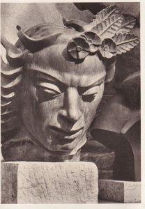 RP; LIDINGO, Sweden, 1930-1940s; Orfeushuvudet, Millesgarden