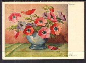 Anomoes Flowers Painting BIN