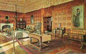 11026 Oak Sitting Room, Biltmore House, Asheville, North Carolina