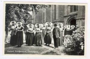 RP  Zeeland, Zuid-Beveland - Kerkuitgang, 20-40s