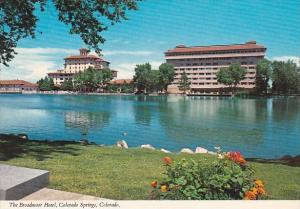 The Broadmoor Hotel Colorado Springs Colorado 1989