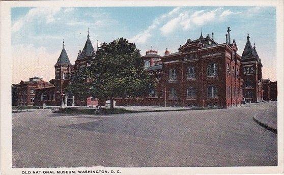 Old National Museum Washington D C