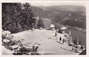 RP, Blick Vom Berghotel Auf Den Ossiacherse, Kanzelhohe 1500m., Carinthia, Au...