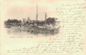 France Caen Le Port 02.29