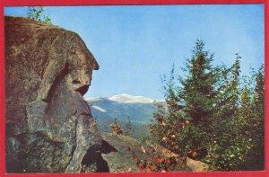 WASHINGTON BOULDER ON THORN MOUNTAIN, JACKSON, NEW HAMPSHIRE  SEE SCAN  PC71