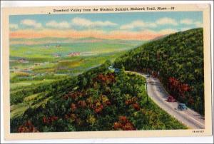 MA - Stamford Valley, Mohawk Trail