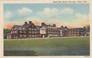 OXFORD, Ohio , 30-40s; North Hall, Miami University