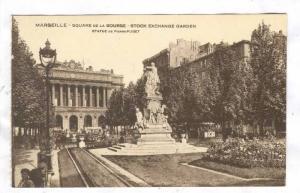 Square de la Bourse, Marseille, Bouches-du-Rhone, France, 00-10s