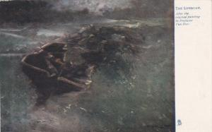 TUCK : Marine Studies Series 7158 , The Lifeboat , 00-10s