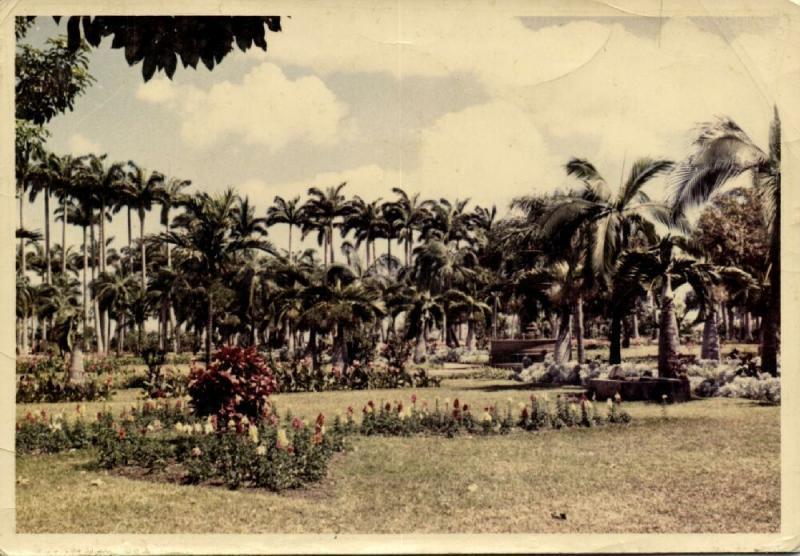 mauritius, View at Pleasure Ground (1963)