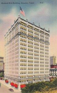 HOUSTON , Texas , 1930-40s ; Medical Arts Building