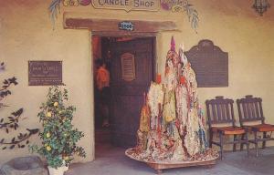 Candle Shop (Casa López), Old Town San Diego, CA