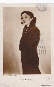 Lya de Putti Real Photo 1931