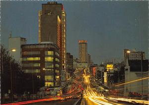 Sydney Australia William Street Looking Towards King's Cross Sydney William S...