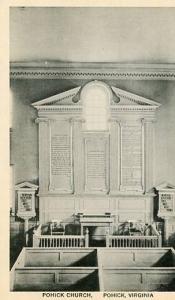 VA - Pohick, Pohick Church