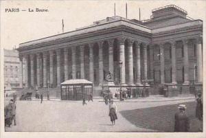 France Paris La Bourse Bank