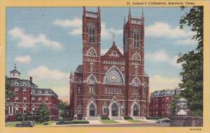 Saint Josphs Cathedral Hartford Rhode Island