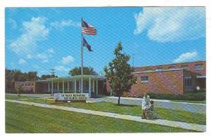 Casper Foundation for Crippled Children, Topeka, Kansas, 40-60s