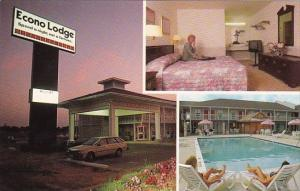 Econo Lodge With Pool Princess Anne Maryland