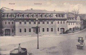 Germany Weimar Goethehaus