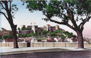 RP; Tinted, LISBOA, Portugal; Castela de S. Jorge, 30-50s