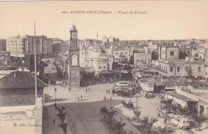Casablanca , Morocco , 00-10s ; Place de France