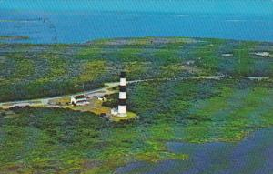 North Carolina Outer Banks Bodie Island Lighthouse 1986