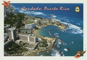 Postcard-Condado, Puerto Rico (1980s or 1990s)