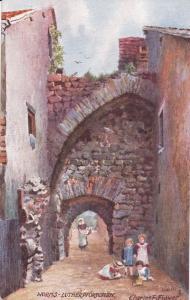 TUCK #7727, WORMS, Rhineland-Palatinate, Germany; Lutherpfortchen, 00-10s