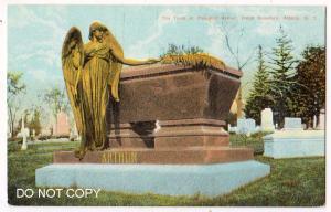 The Tomb of Pres Arthur, Rural Cemetery, Albany NY