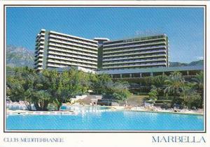 Spain Marbella Costa Del Sol Hotel Don Miguel Club Mediterranee
