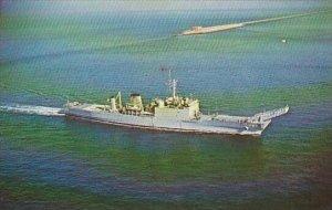 U S S BOULDER LST-1190