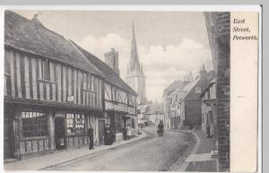 Sussex; East Street, Petworth PPC, Unposted, By Kevis, Local Maker