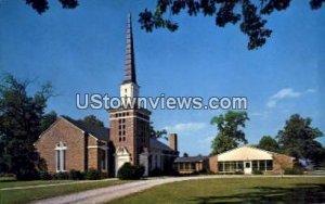 Brevard-Davidson Presbyterian Church in Brevard, North Carolina