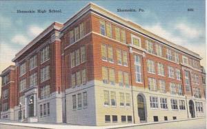 Pennsylvania Shamokin High School