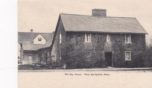 WEST SPRINGFIELD, Massachusetts, 1900-1910s, Old Day House