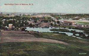 New York Malone Birds Eye View