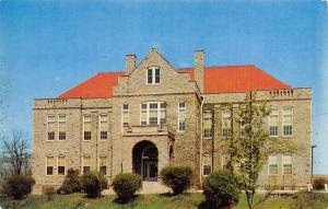 Frankfort KY~Kentucky State College~Hume Hall~President Office~1950s Postcard
