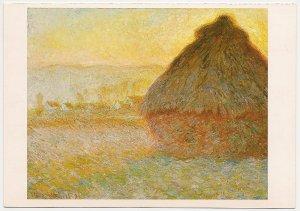 1993 Benedikt Taschen - Monet - Haystack (Sunset)