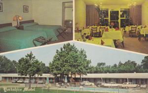 Multi-View, Swimming Pool, Yorkshire Motel, U.S. 17, JACKSONVILLE, North Caro...